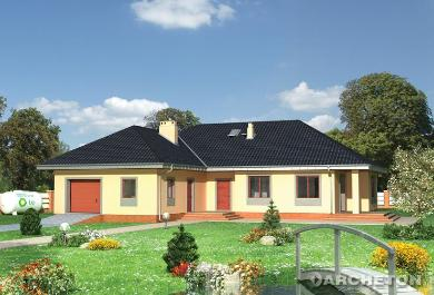 Proiect casa parter milano e 721 descriere for Romania case in legno